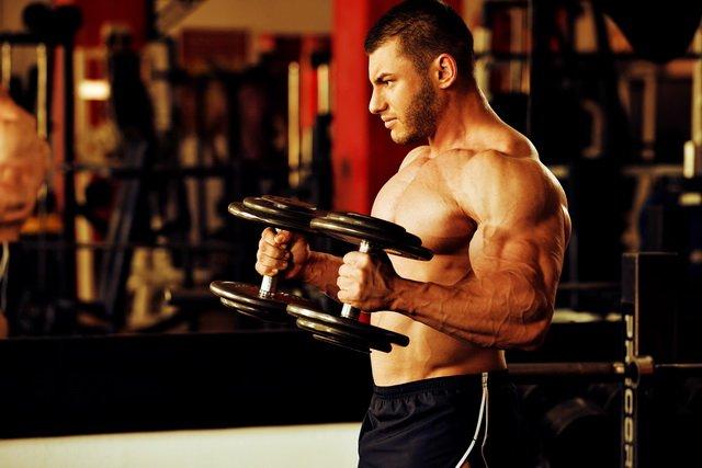 重量訓練好啊!