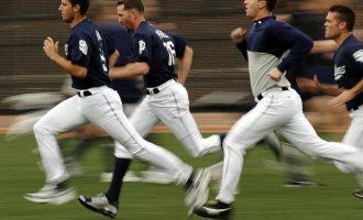 棒球訓練 — 階段訓練