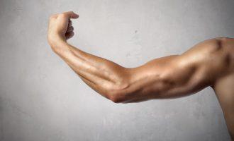 徒手重量訓練動作—手部
