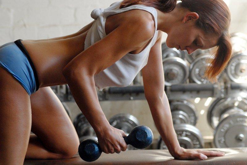 不要害怕重量訓練