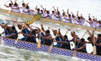 划船.龍舟