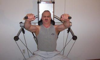 綜合重量訓練器材—Bio Force(開箱)