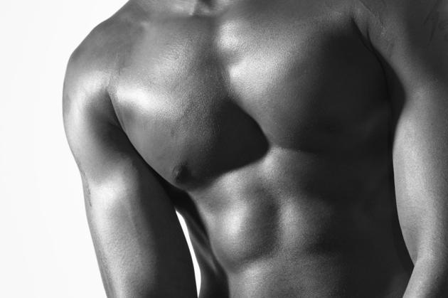 啞鈴重量訓練 — 胸部