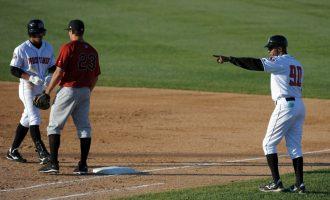 棒球訓練 — 指導員的責任