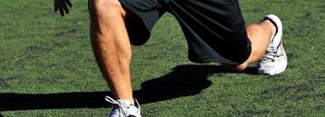 啞鈴重量訓練—腿部