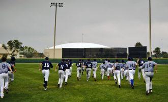 棒球訓練 — 棒球員的一天