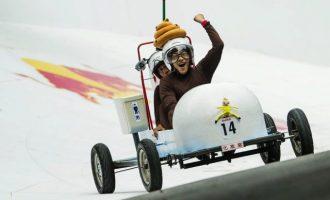 Red Bull Soapbox Race 皂飛車大賽