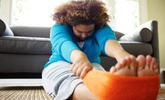 無痛減肥 懶人運動