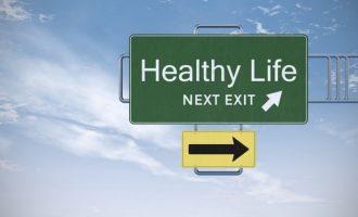 健康生活8撇步