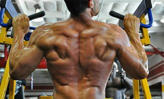 8個增強背肌的要領:增大 & 增壯(下)