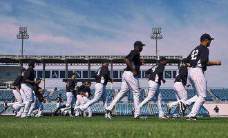 棒球訓練 — 投手小肌肉訓練
