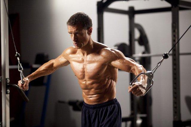 練大肌肉一定要大重量?