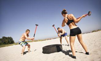 以核心肌群作為訓練主軸 增強運動表現!