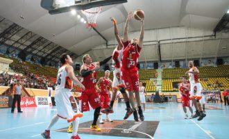 籃球訓練—籃板卡位戰
