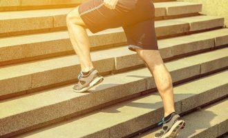 通往體能煉獄的道路 階梯訓練
