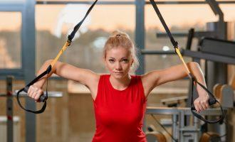 健身新潮流 TRX懸吊訓練