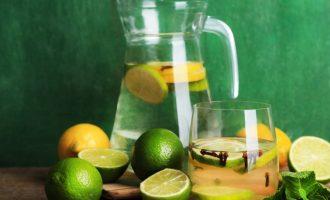 健康新飲品—檸檬水