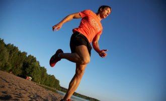 姿勢跑法—提高你的跑步效能