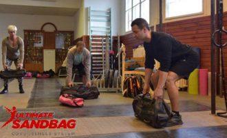 沙袋—另類綜合訓練