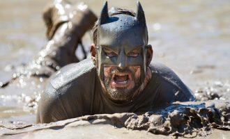 高譚市守護者—蝙蝠俠的訓練