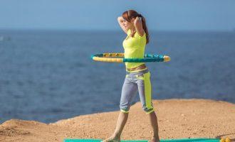 呼拉圈能有效鍛鍊核心?
