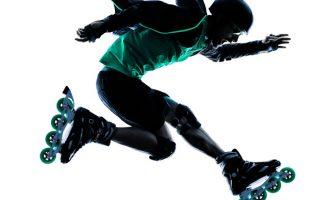 速度與激情—直排輪運動