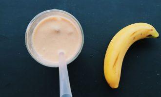 運動後飲品新選擇—香蕉花生奶昔