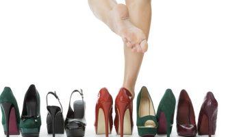 5招鍛鍊 讓你穿高跟鞋更舒適