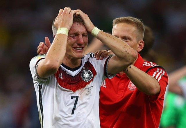 西德製動力中場—Bastian Schweinsteiger