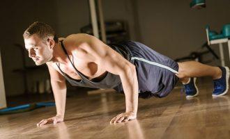 徒手重量訓練動作(進階)—胸部