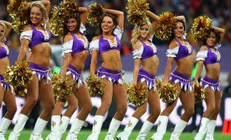 NFL啦啦隊美女的訓練菜單
