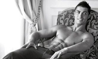 實力兼具性感:足球巨星C羅納度的訓練菜單