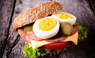 提高早餐蛋白質比例 幫助減重?