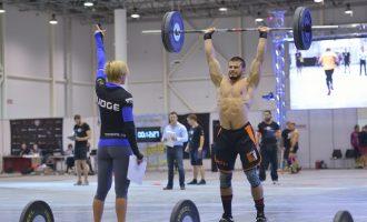 挑起你的熱血基因:The CrossFit Games