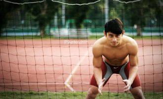踏上專業Fitness Model之路:陳柏宇