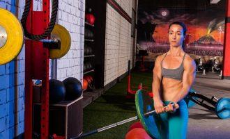 提升肩部功能性,4個地雷管訓練