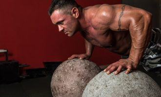5個最佳的原始訓練動作
