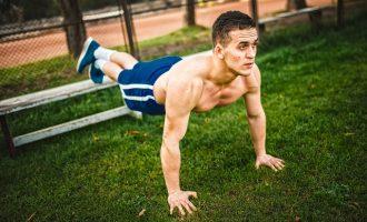 10個超瘋狂的核心訓練(上)
