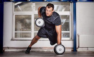 5個組合式訓練動作能帶來的好處