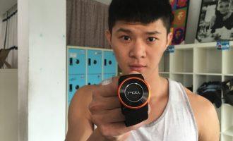 穿戴裝置新體驗—MOTi健身紀錄器