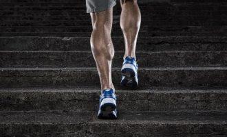 加入階梯跑 讓你跑步更有力