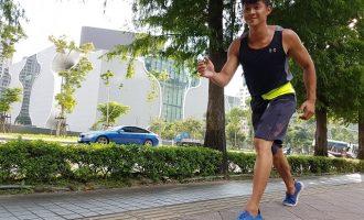 路跑也要有型有款 FIT SO  防水運動腰包 使用心得