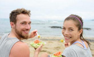 夏日炎炎,當季食材巧妙變出健身菜單