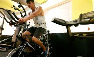 ULTIMATE AIR2.0–20KG飛輪健身車 測試分享