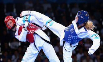 跆拳道斤斤計較 備戰奧運不簡單