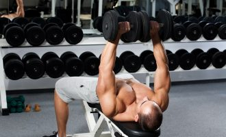 喚起沉睡的胸溝  強化內側胸肌超級組