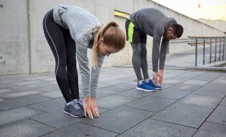 5個戶外運動方案 整個城市都是你的運動場