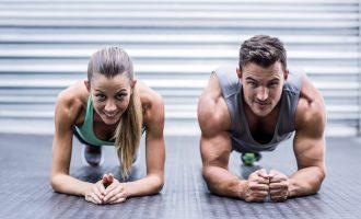 雙人高強度間歇訓練 讓大忙人方便上手