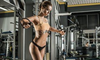 女性增肌5建議