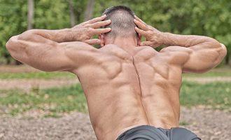 強化下背的3個運動